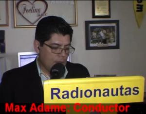 Max Adame-conductor
